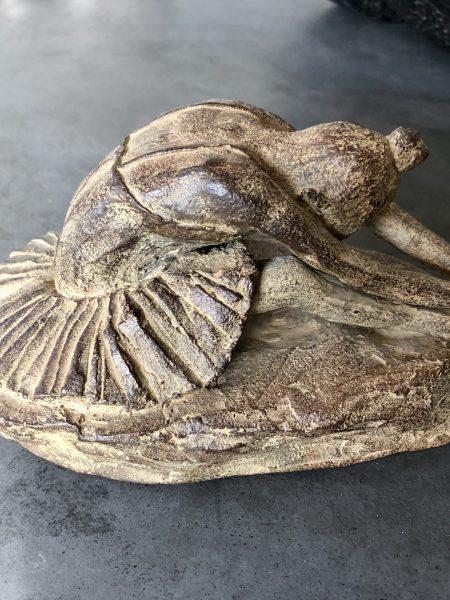 Charlotte Diane Cruse Bronze. 9.500,-