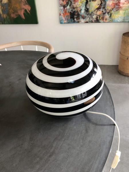 Di Vetro table lamp 1.800,-