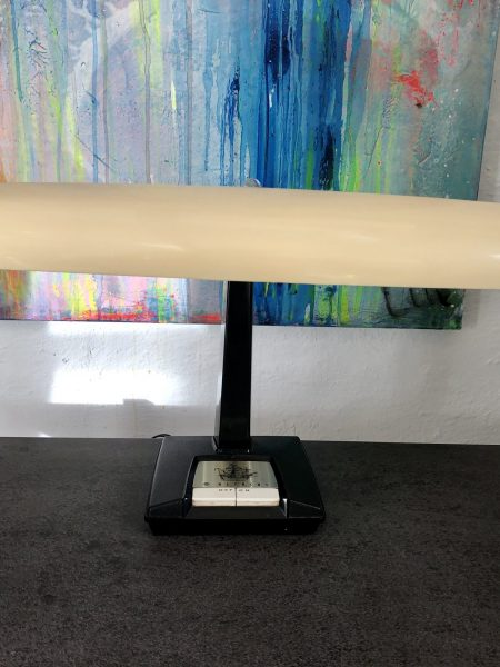 Hitachi desk lamp. 1967 Japan 2.800,-